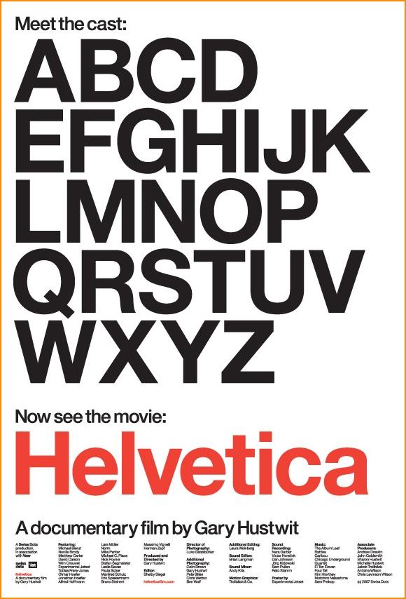 helvetica essays