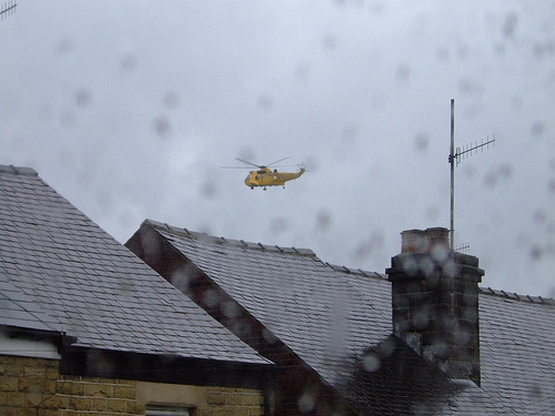 Hillsborough helicopter